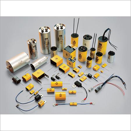 Plastic Film Capacitors (PFC)