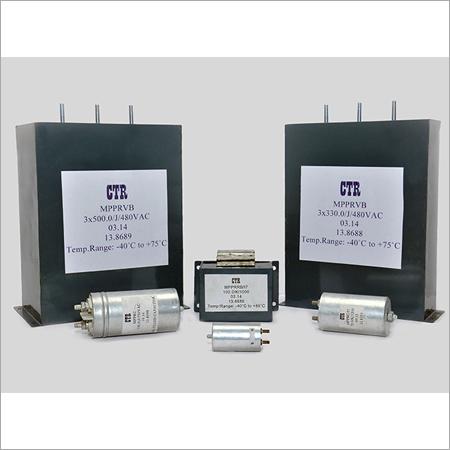 Power Electronics Capacitors (PEC)