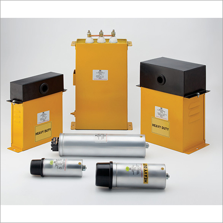 Power Factor Correction Capacitors (PFCC)