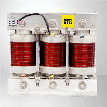SERIES SHUNT HARMONIC FILTER REACTORS (LOW VOLTAGE)