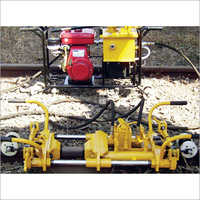 DOUBLE CUTTER WELD TRIMMER