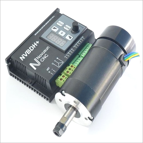 CNC Brushless Motor And Drives