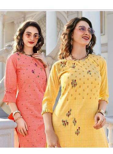 Ladies Flavour Kurti by Erisha
