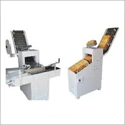 Long Body Gravity Bread Slicing Machine