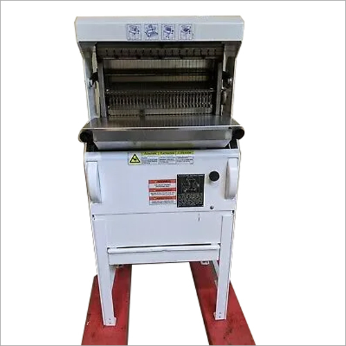 Electric Bread Slicing Machine