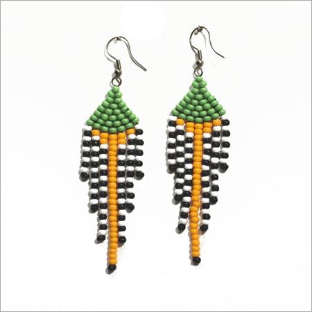Fringes Earrings