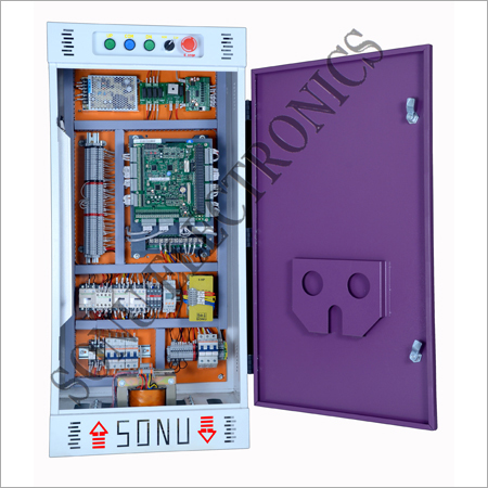MRL Integrated Control Panel Horizontal