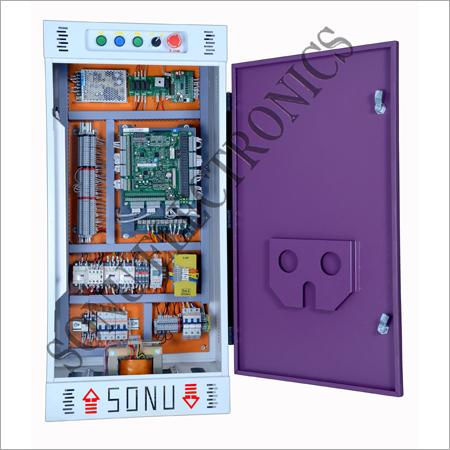 MRL Integrated Control Panel Horizontal