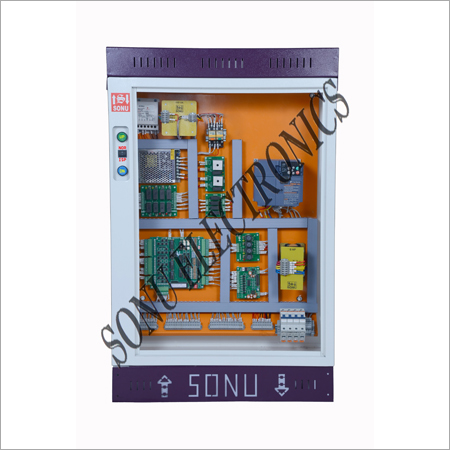 Manual Door Lift Control Panel