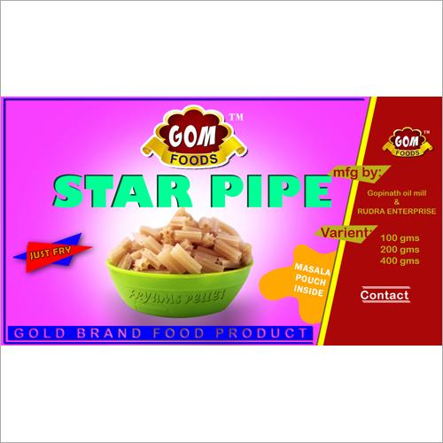Star Pipe Fryums
