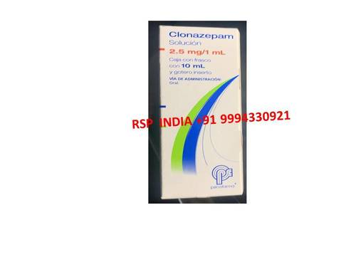 Clonazepam 2.5mg-1ml Solution