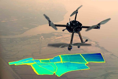 Survey and Mapping Drones