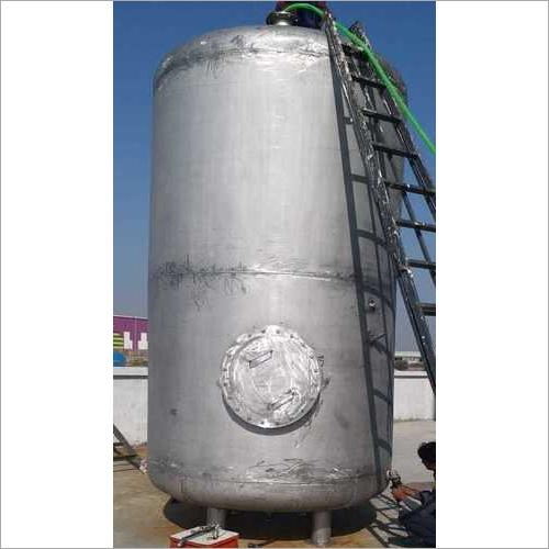 MS Water Storage Tanks