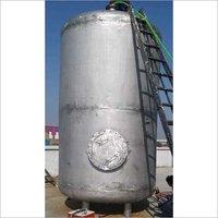 MS/SS Water Storage Tanks
