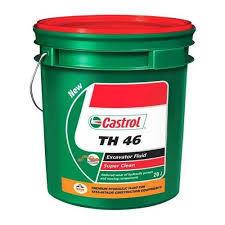 Castrol Excavator TH 46 Automotive Hydraulic Oil-3362304