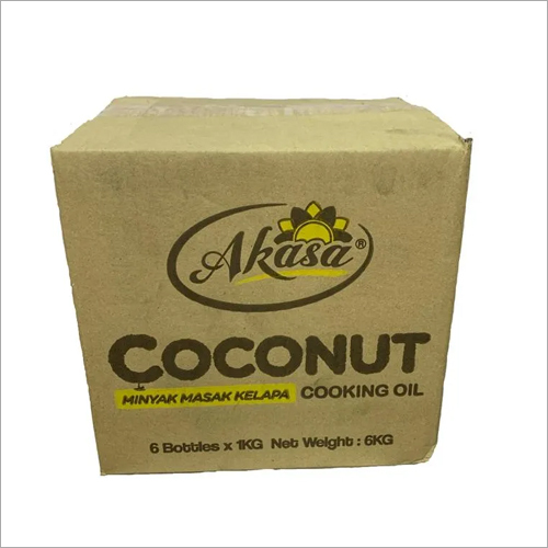 Akasa Coconut Cooking Oil