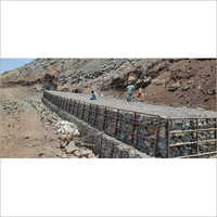 Road Side Protection Land Slide  Retaining Wall
