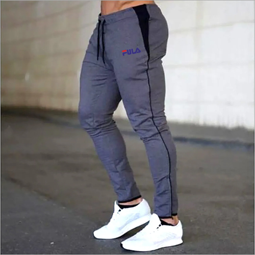 Mens Skinny Fit Track Pants