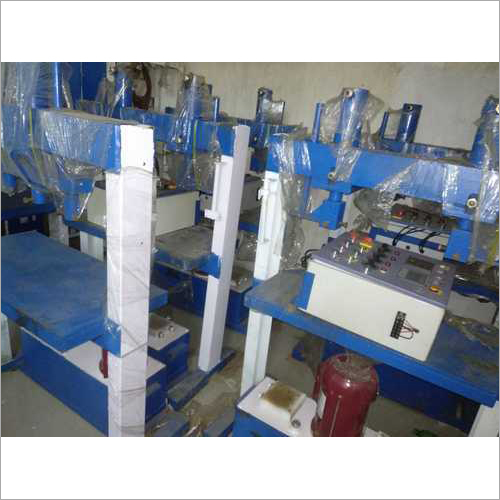 Double Die Double Motor Paper Plate Making Machine