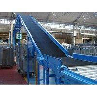 Inclined Belt Conveyor z type