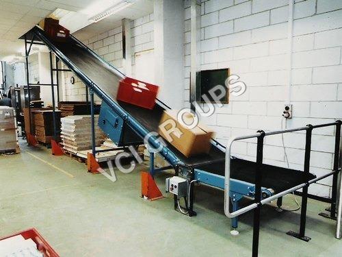 Box Transfer Conveyor