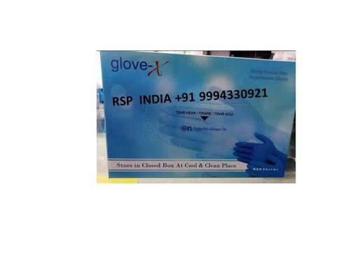 Glove - X Nitrile Examination Gloves