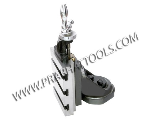 Lathe Swivel Vertical Vise