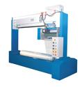 Automatic Horizontal Fabric Roll Stretch Wrapping Machine