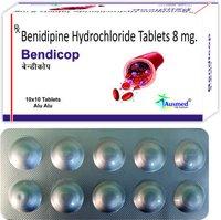 Benidipine Hydrochloride 4 Mg.