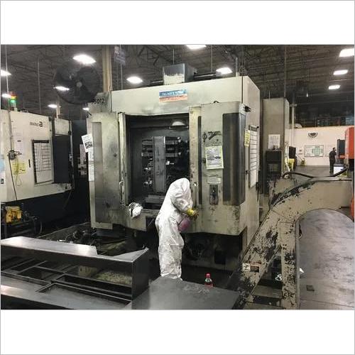 Machine Reconditioning Service