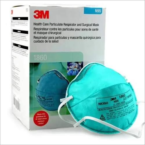 3M 1860 N95 Face Mask