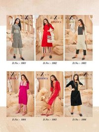 Ledies kurti by EXOTICS