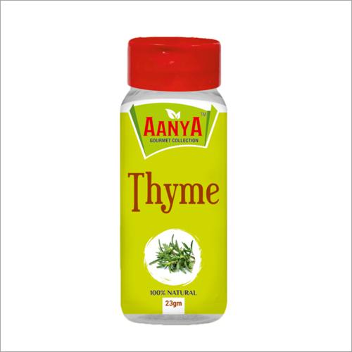 23 GM Thyme Leaves