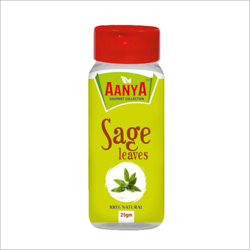 25 GM Sage Leaves