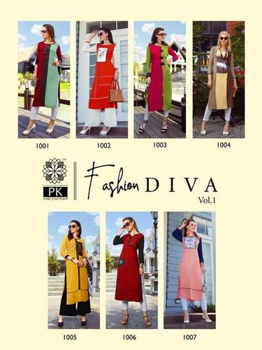 FASHION DIVA VOL 1