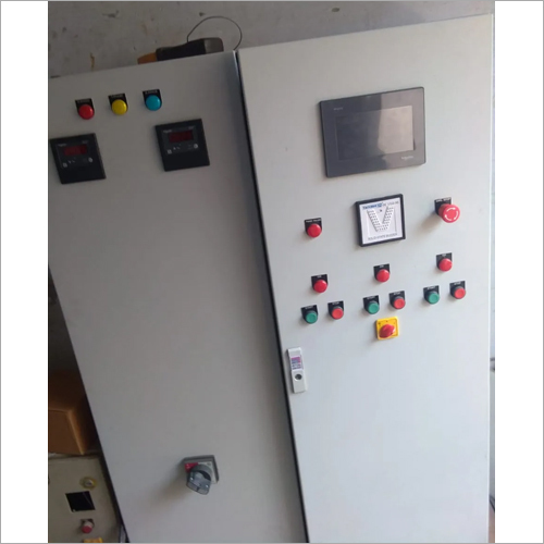 Hydropnpnematic PLC Control  Panel