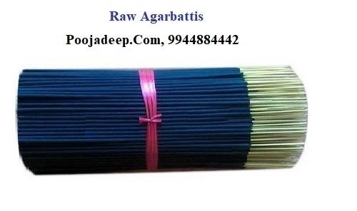 Raw Agarbattis