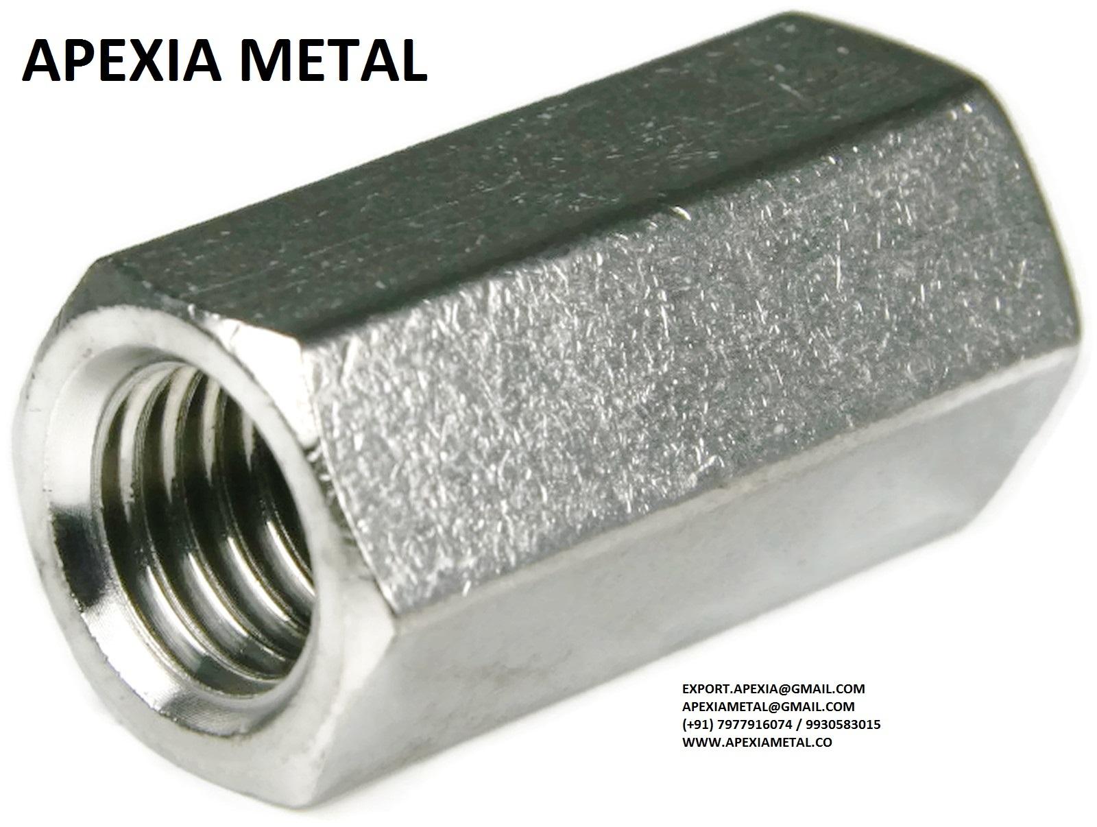 Inox 316 Hex Coupling