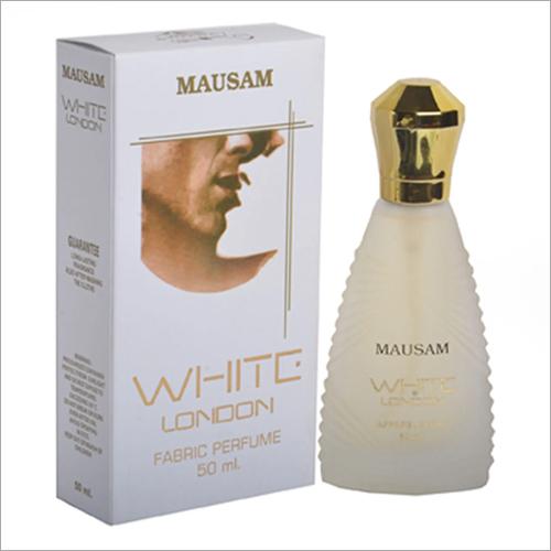50 ml White London Fabric Perfume