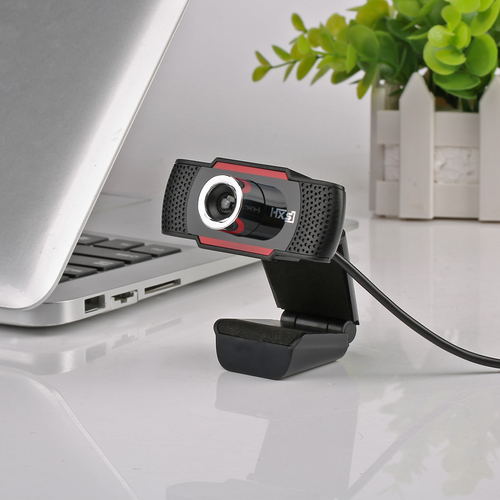 HD Webcam 720P built-in 10 m sound-absorbing microphone S30