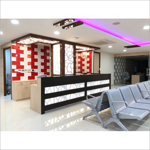 Commercial Office Interior Designing Services