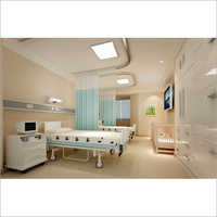 Hospital ICU Interior Designing Services