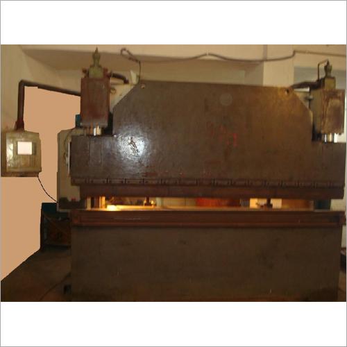 PLC Based Servo Motor Controlled Bending Machine