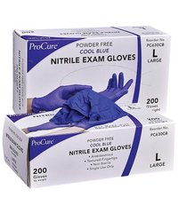 Medical Nitrile Hand Gloves