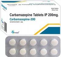 Carbamazepine Ip 200mg ,carbamazepine-200
