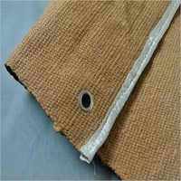 SSC Vermiculite Coated Ceramic Fabric