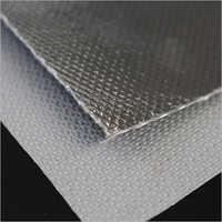 Silver Aluminized Glass Cloth