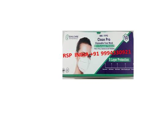 Qual Care Clean Pro Disposable Facemask