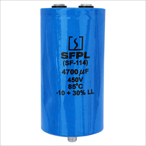 Power DC Capacitor