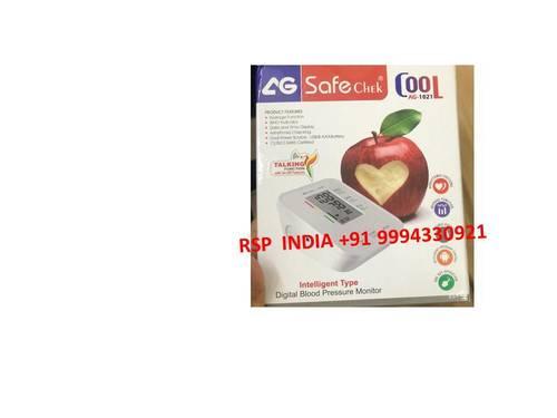 Safechek Digital Blood Pressure Monitor